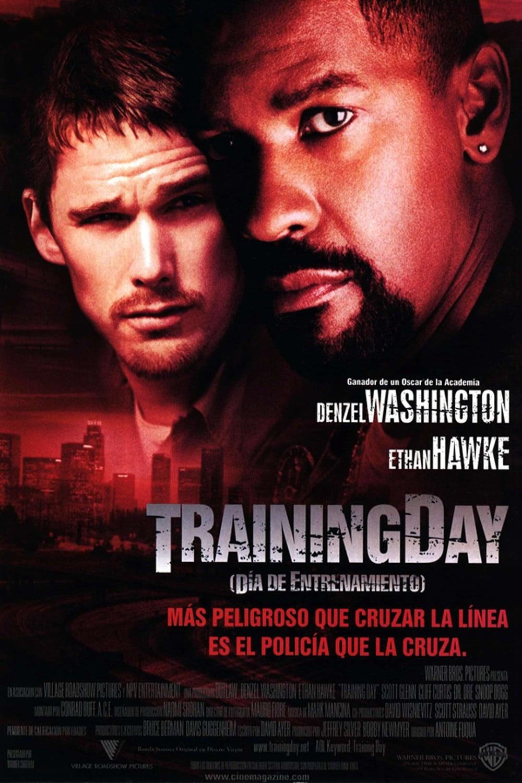 Poster and image movie Film Zi de instructie - Ziua instrucției - Training Day - Training Day -  2001