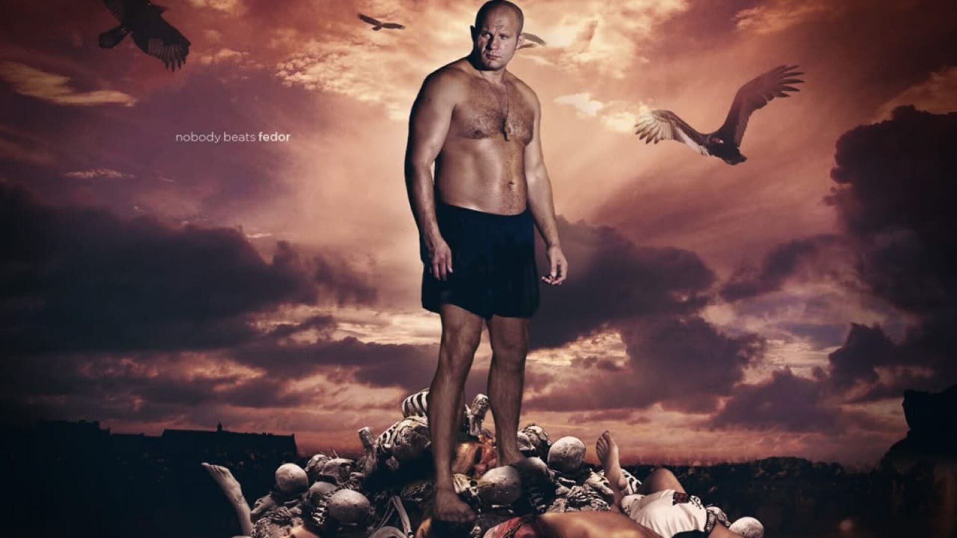 Fedor: The Baddest Man On The Planet (2009)