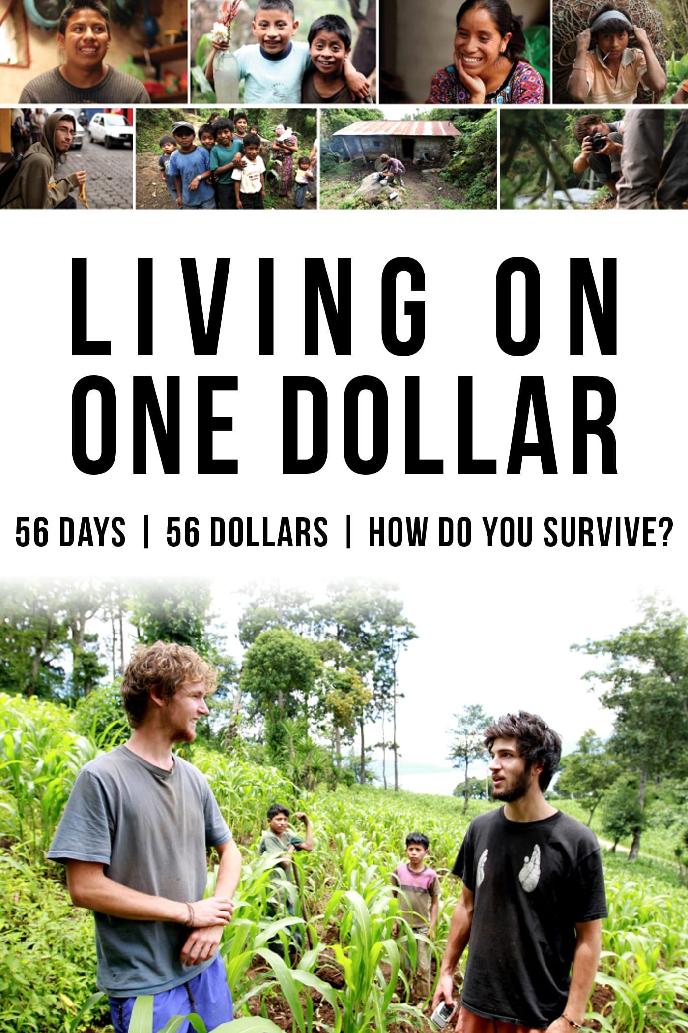 Living on One Dollar on FREECABLE TV