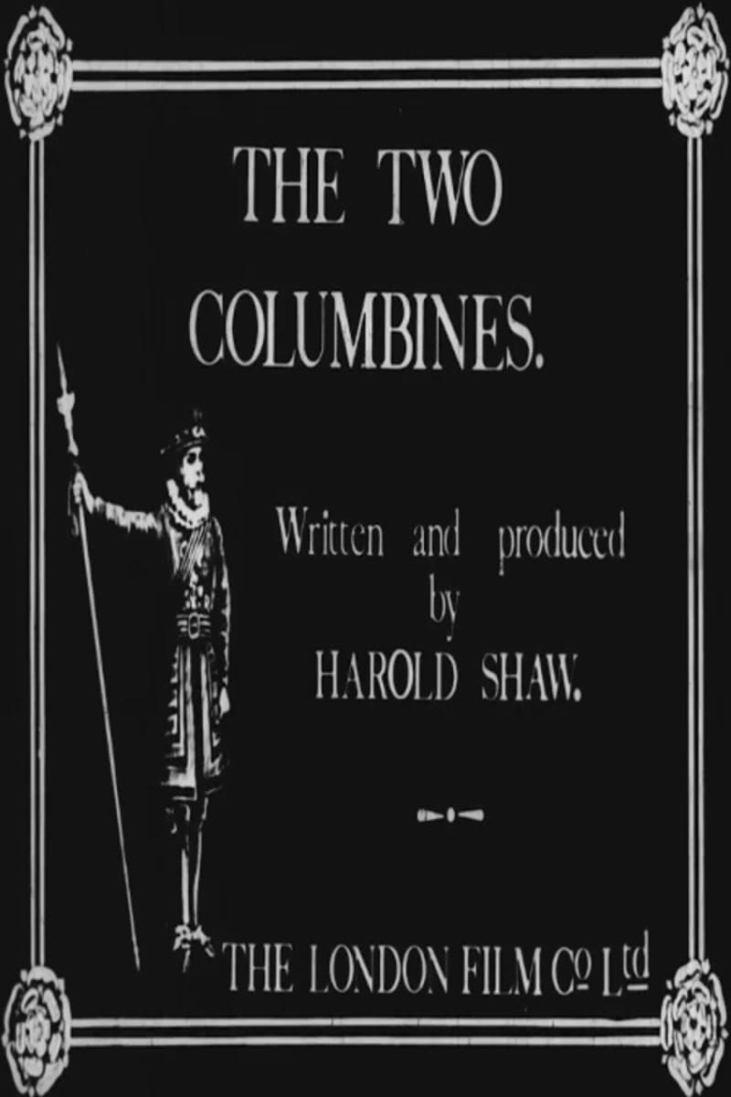 Ver The Two Columbines Online HD Español (1914)