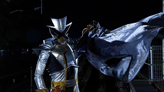 Super Sentai Season 42 :Episode 20  The New Phantom Thief is a Cop