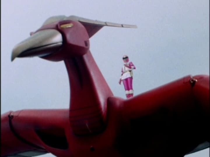 Super Sentai Season 17 :Episode 6  Break Through the Wind