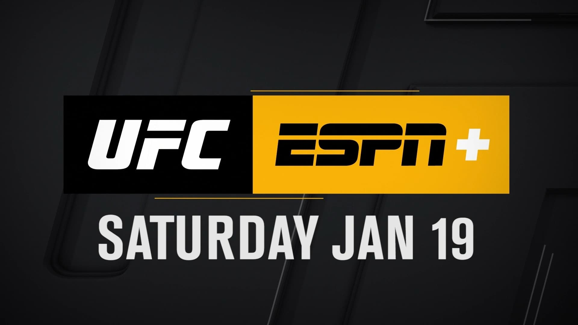 UFC on ESPN