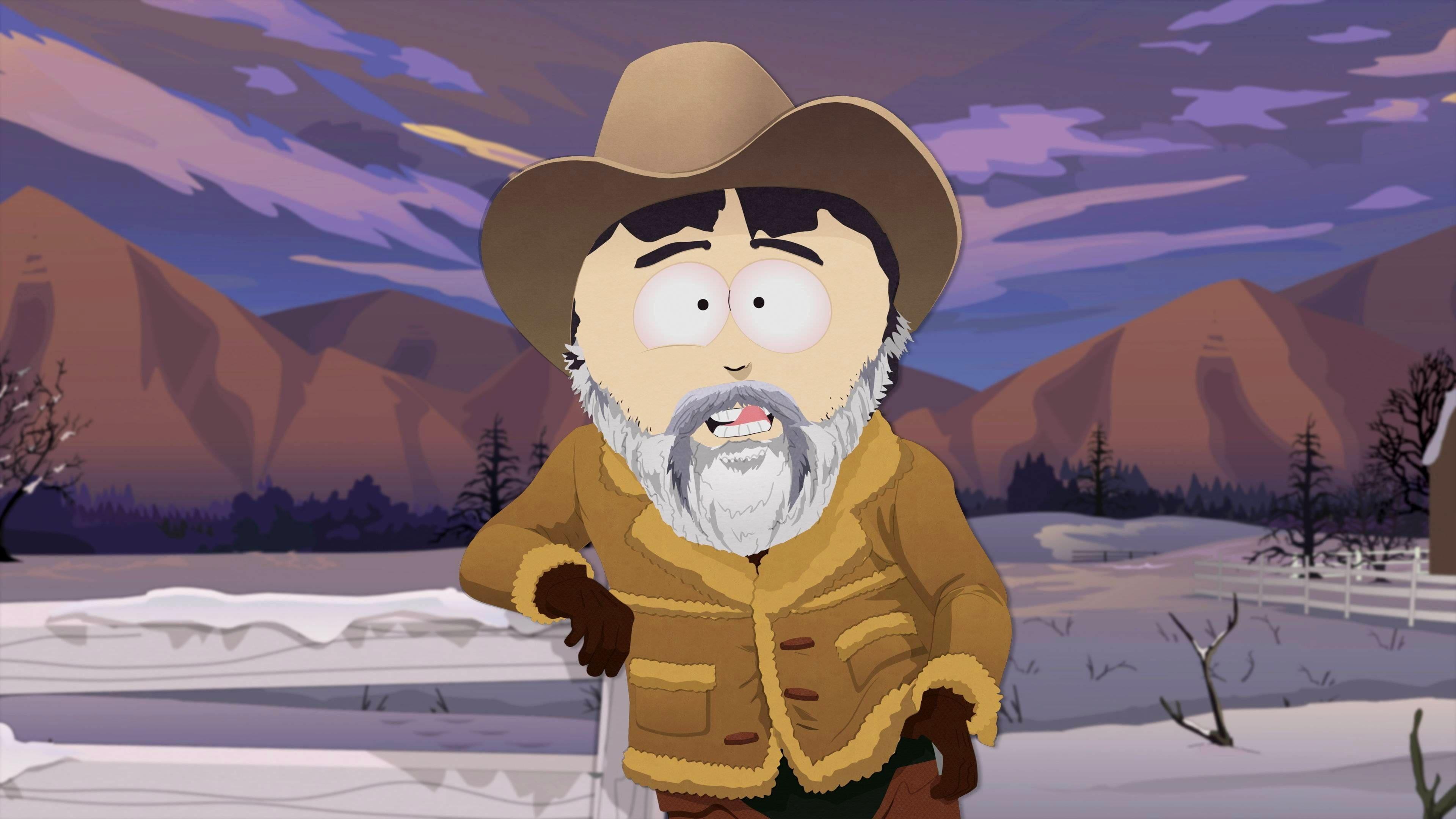 South Park Season 23 :Episode 10  Christmas Snow