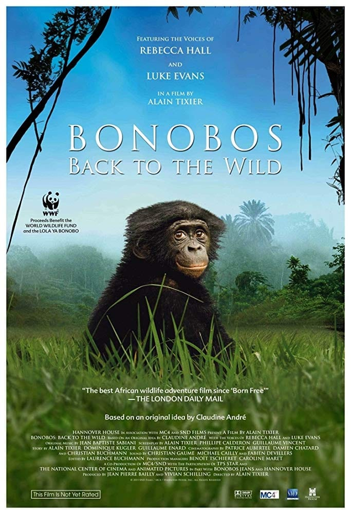 Bonobos: Back to the Wild on FREECABLE TV