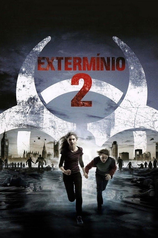 capa Extermínio 2