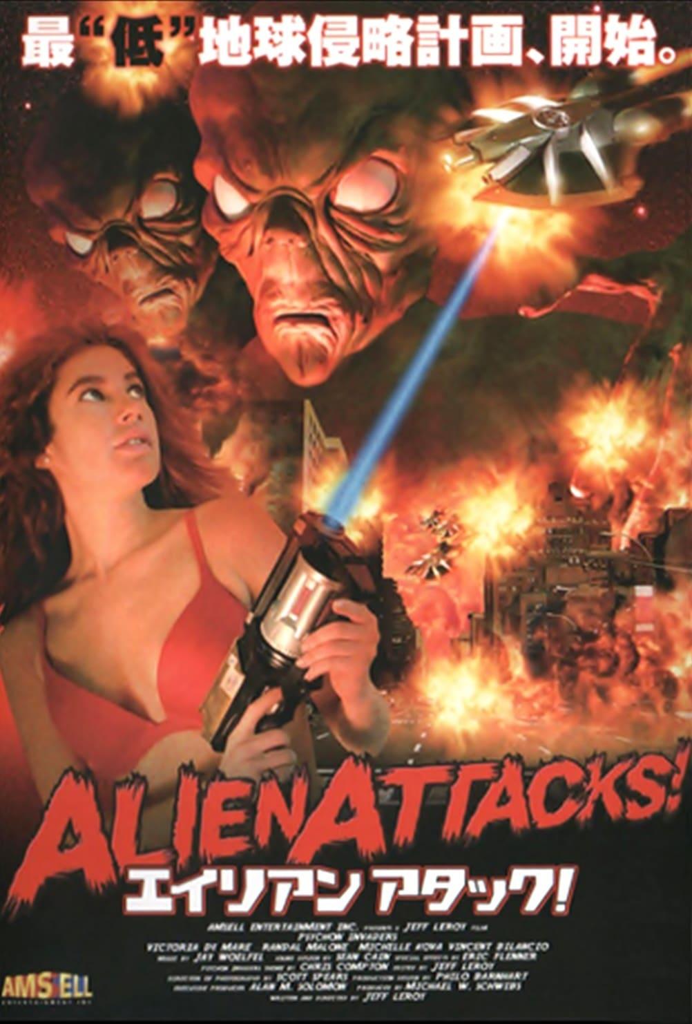 Ver Psychon Invaders Online HD Español (2006)