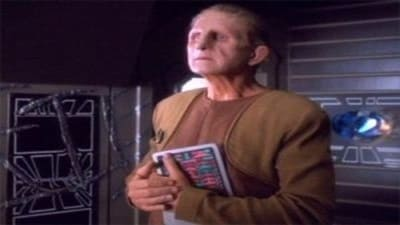 Star Trek: Deep Space Nine - Season 1 Episode 4 : A Man Alone (1970)