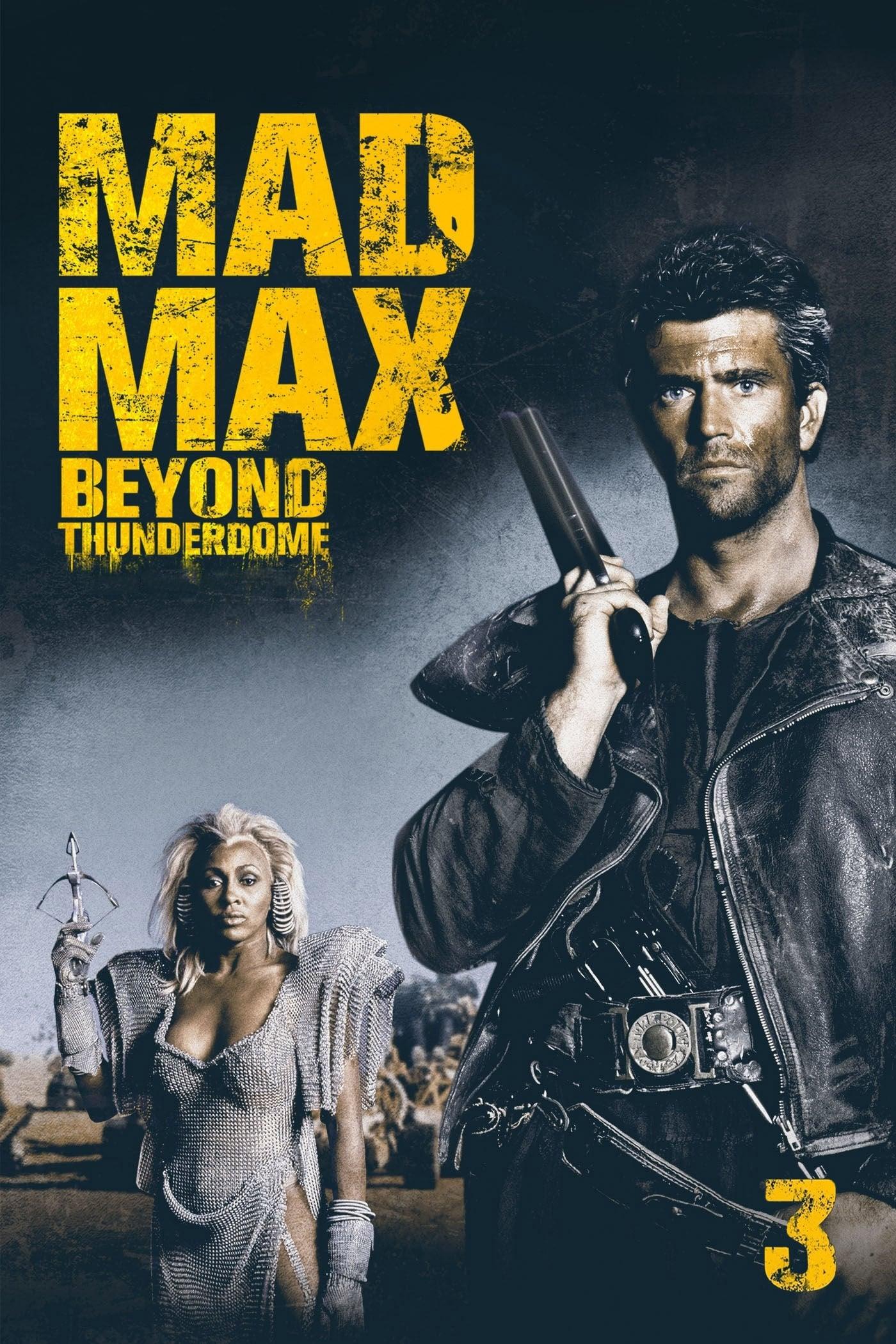 Ajoutez Mad Max 3 au-delà du dôme du tonnerre - 1985 aux favoris