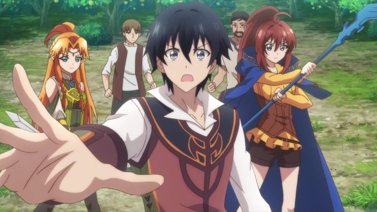 Isekai Cheat Magician Season 1 :Episode 4  Crimson Pact