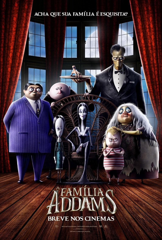 assistir filme a família addams