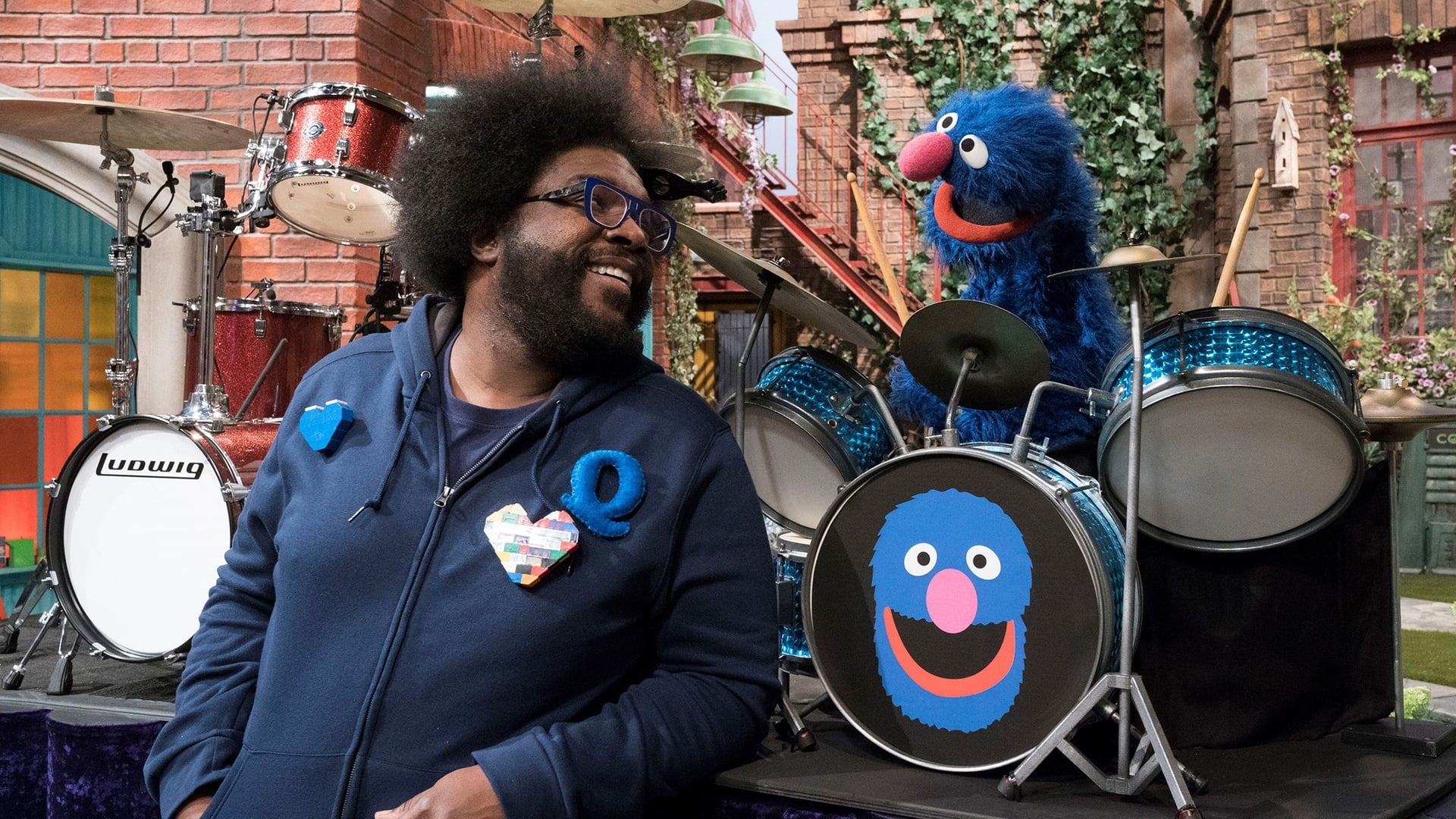 Sesame Street Season 50 :Episode 30  Making the Band