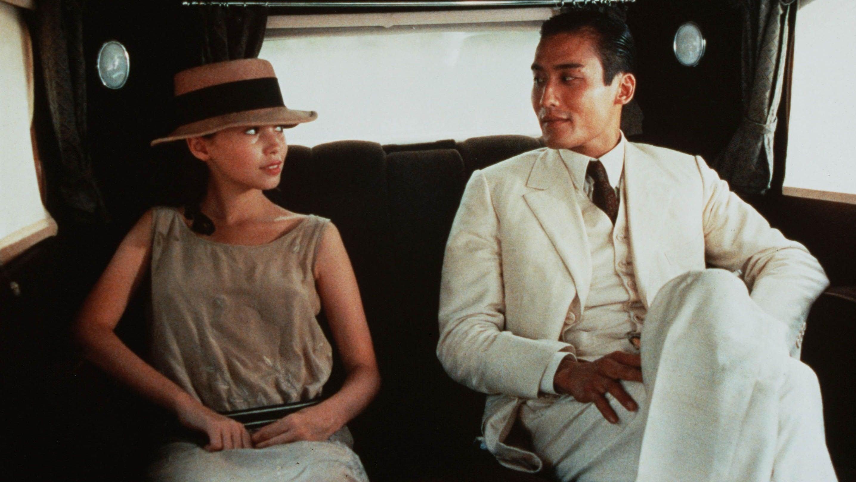 The Lover (1992) - Backdrops — The Movie Database (TMDb)
