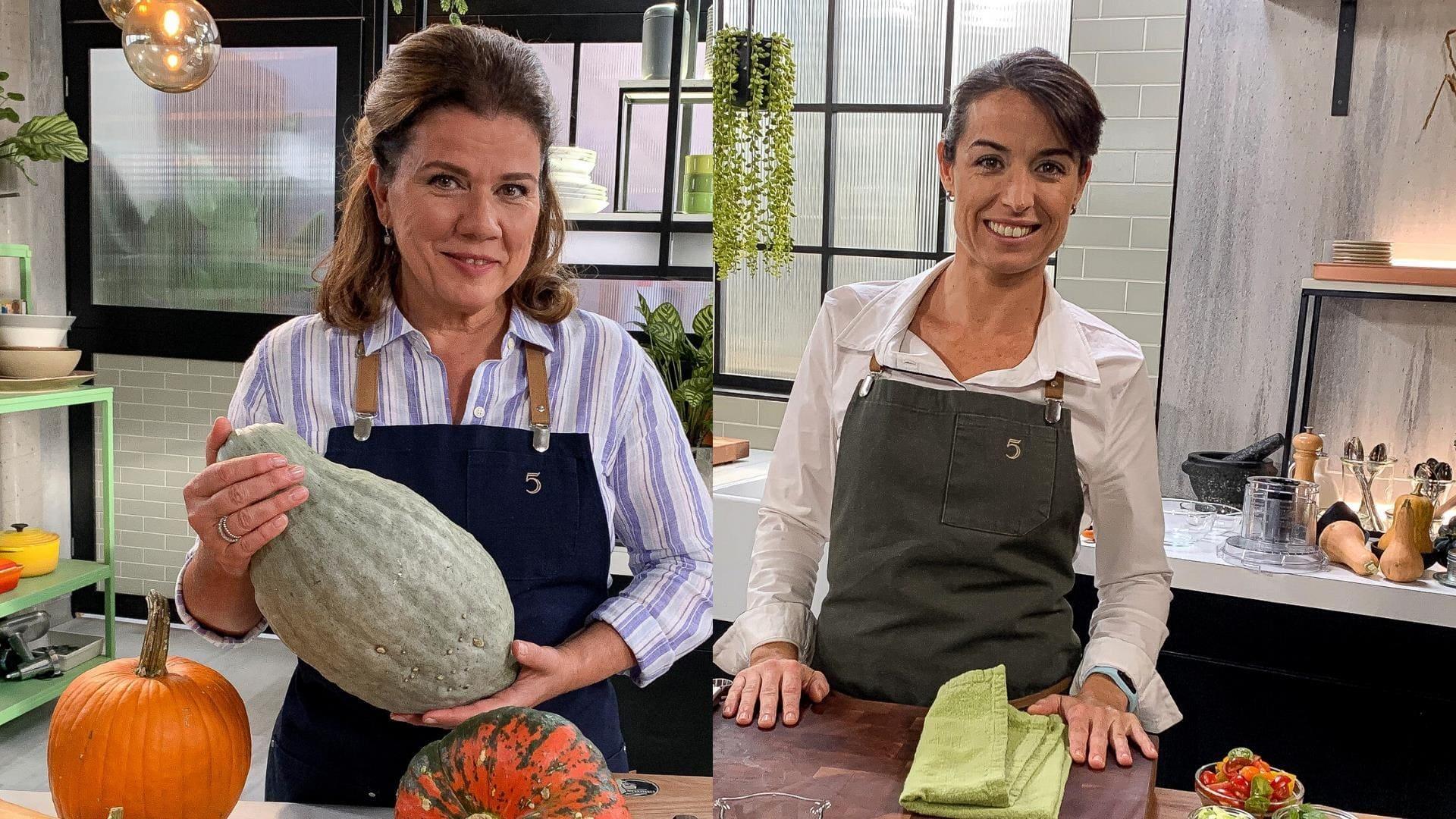 5 chefs dans ma cuisine Season 1 :Episode 35  Episode 35