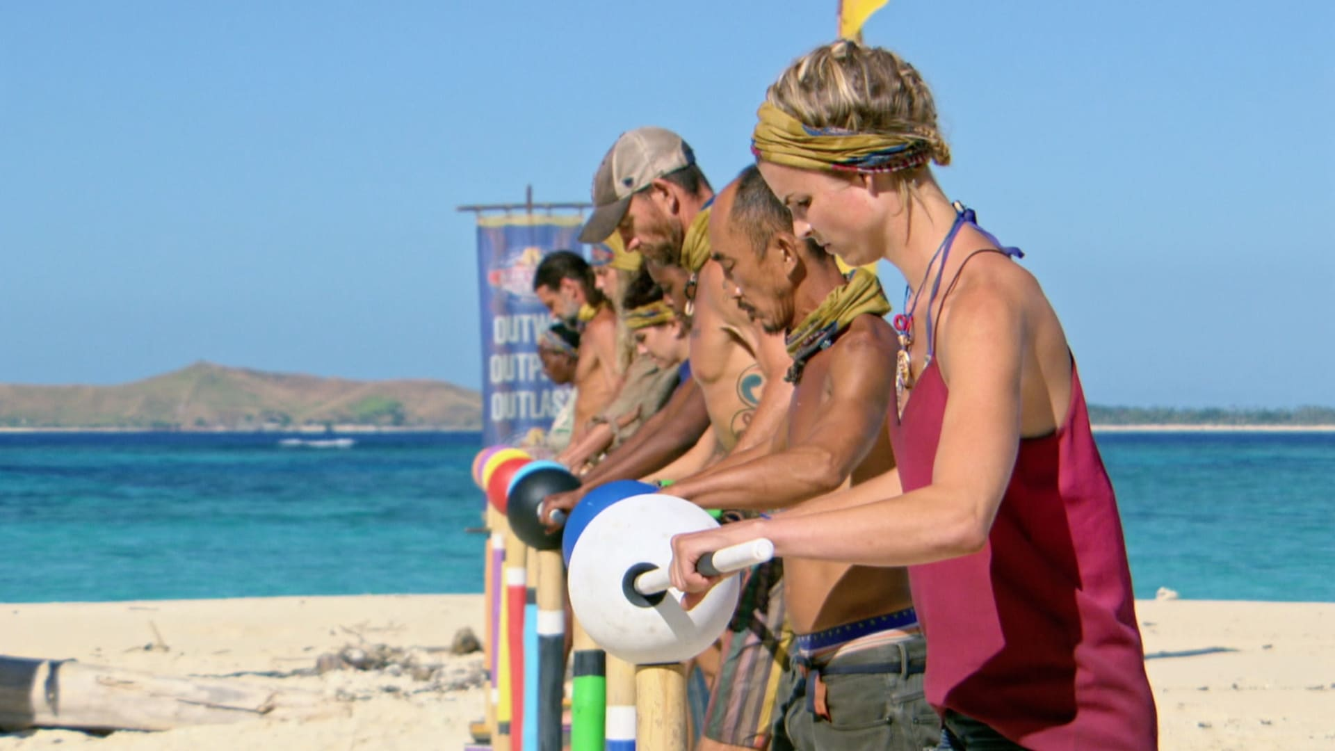 Survivor Season 34 :Episode 10  It Is Not a High Without a Low