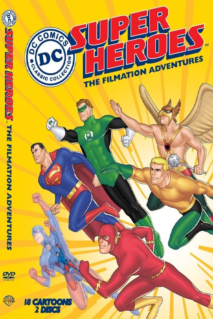 DC Super Heroes: The Filmation Adventures (1967)