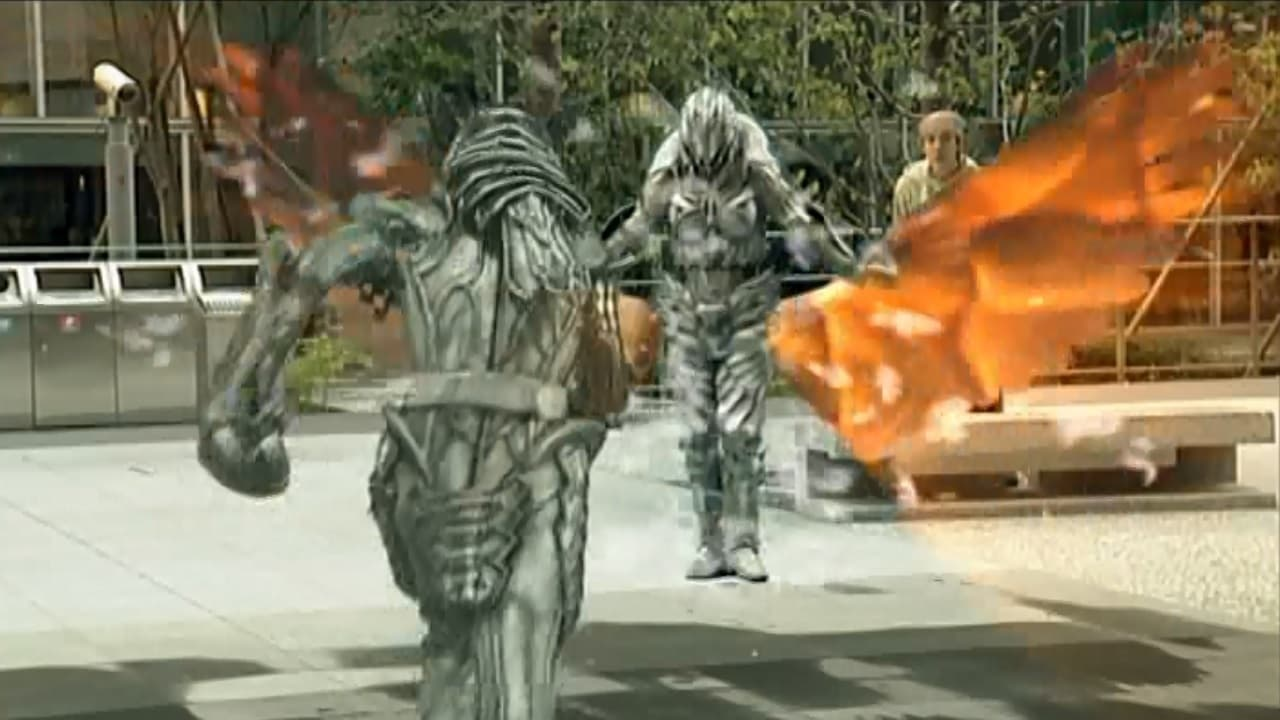 Kamen Rider Season 13 :Episode 43  Red Balloon