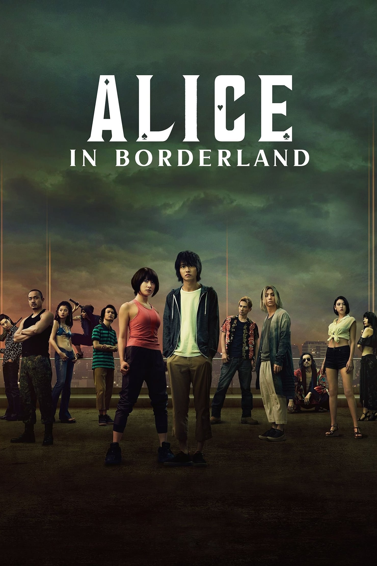Alice in Borderland Season 1 Episode 6 : Episode 6