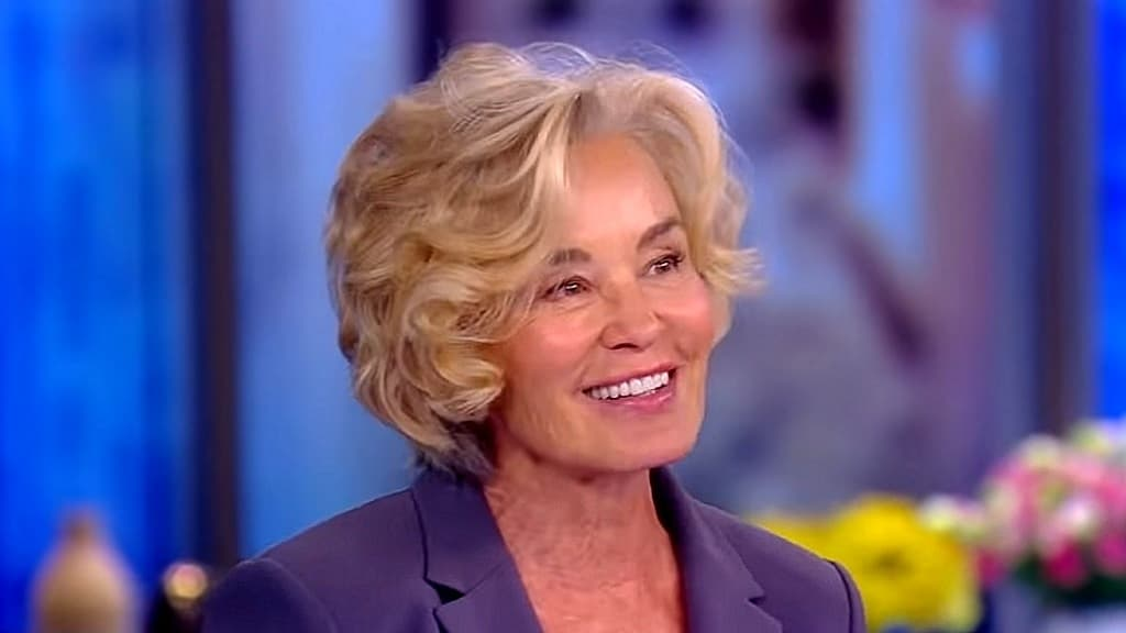 The View Season 23 :Episode 24  Jessica Lange