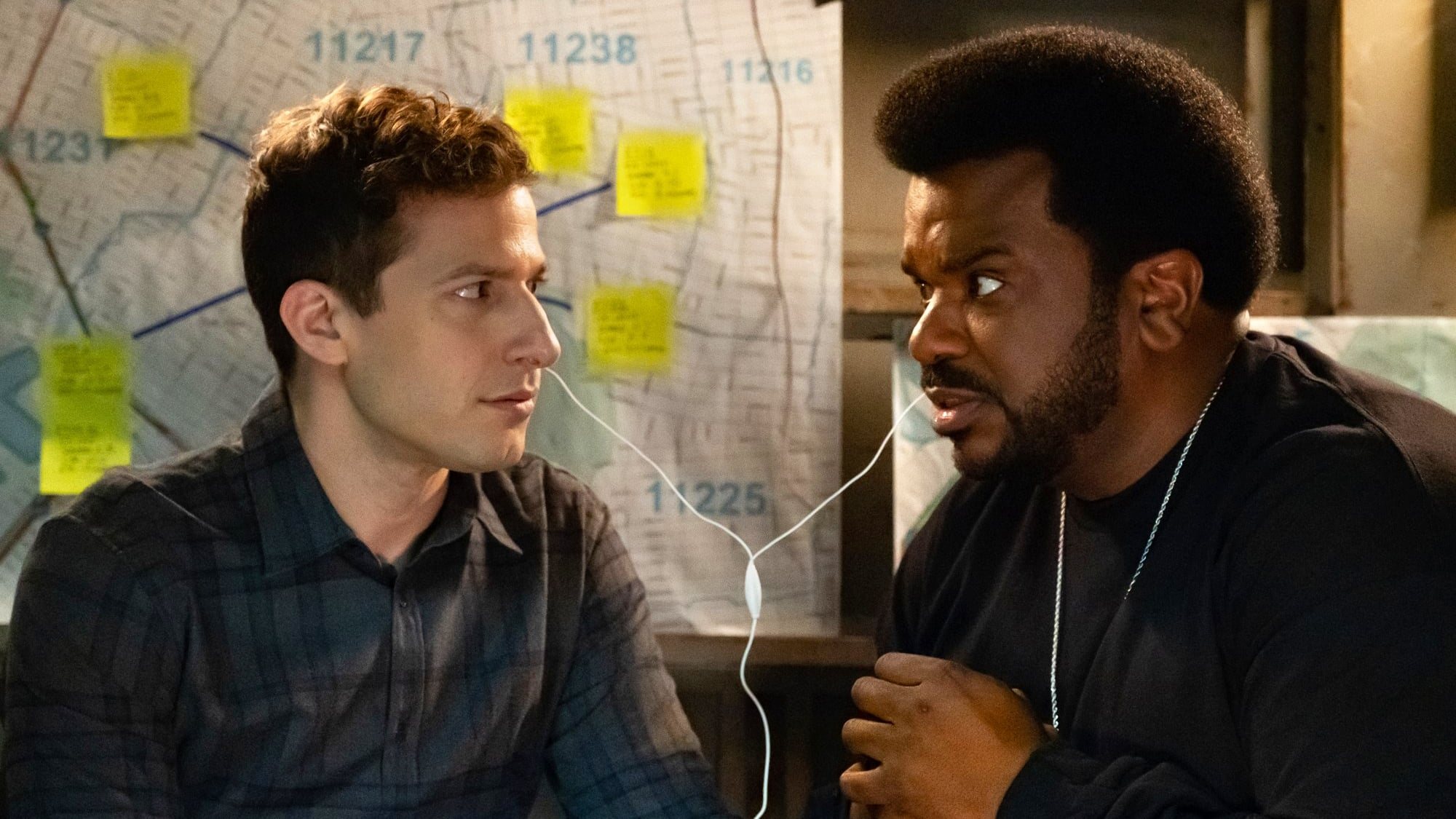 Brooklyn Nine-Nine Season 6 :Episode 5  A Tale of Two Bandits