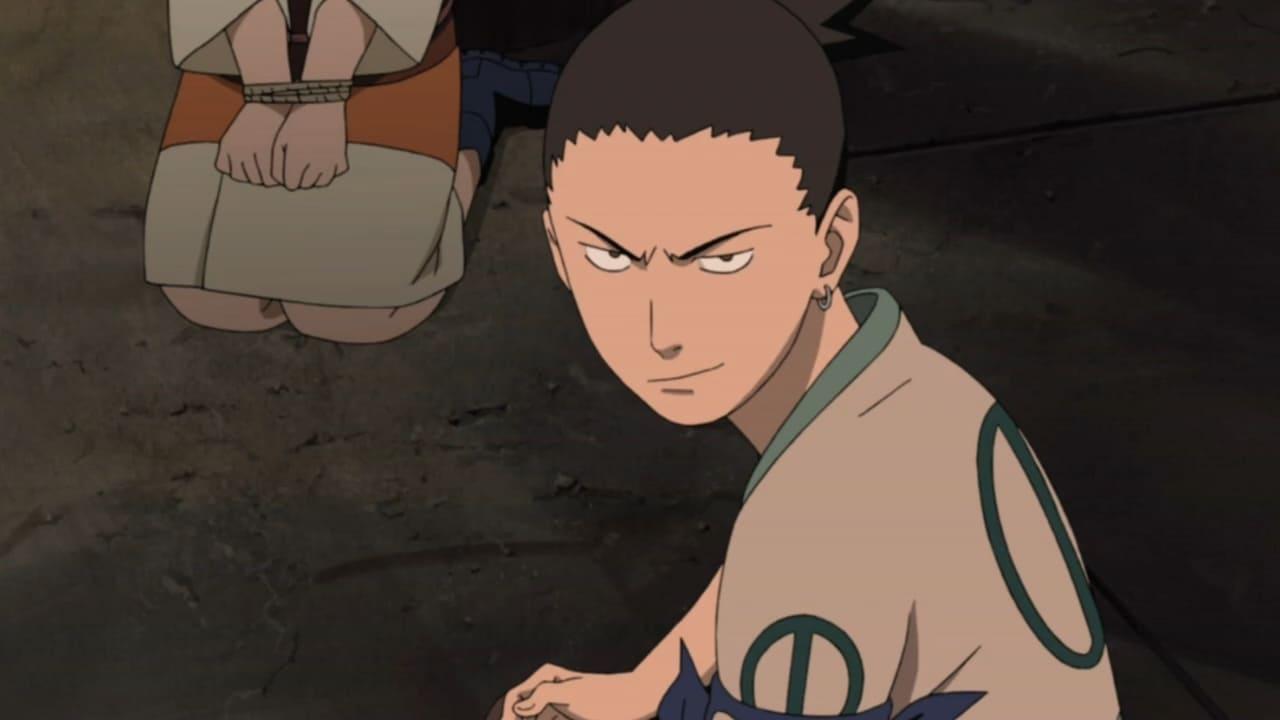 Naruto Shippūden Season 9 :Episode 195  Team 10's Teamwork