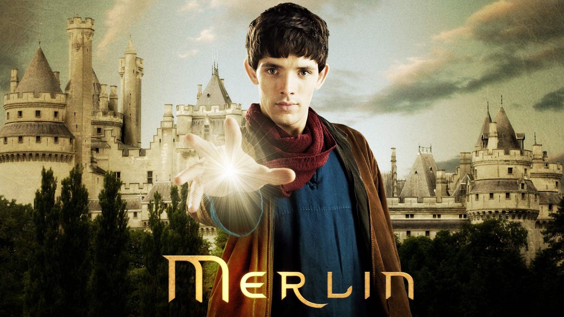 Maak kans op de complete serie Merlin