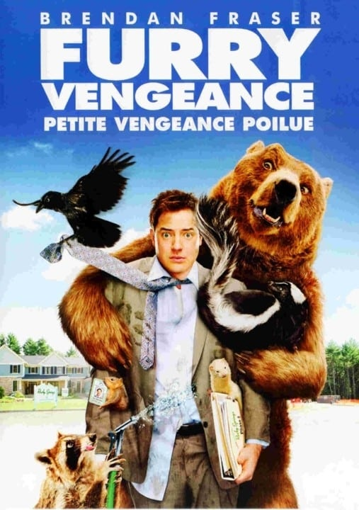 Furry Vengeance (2010) - Posters — The Movie Database (TMDb)