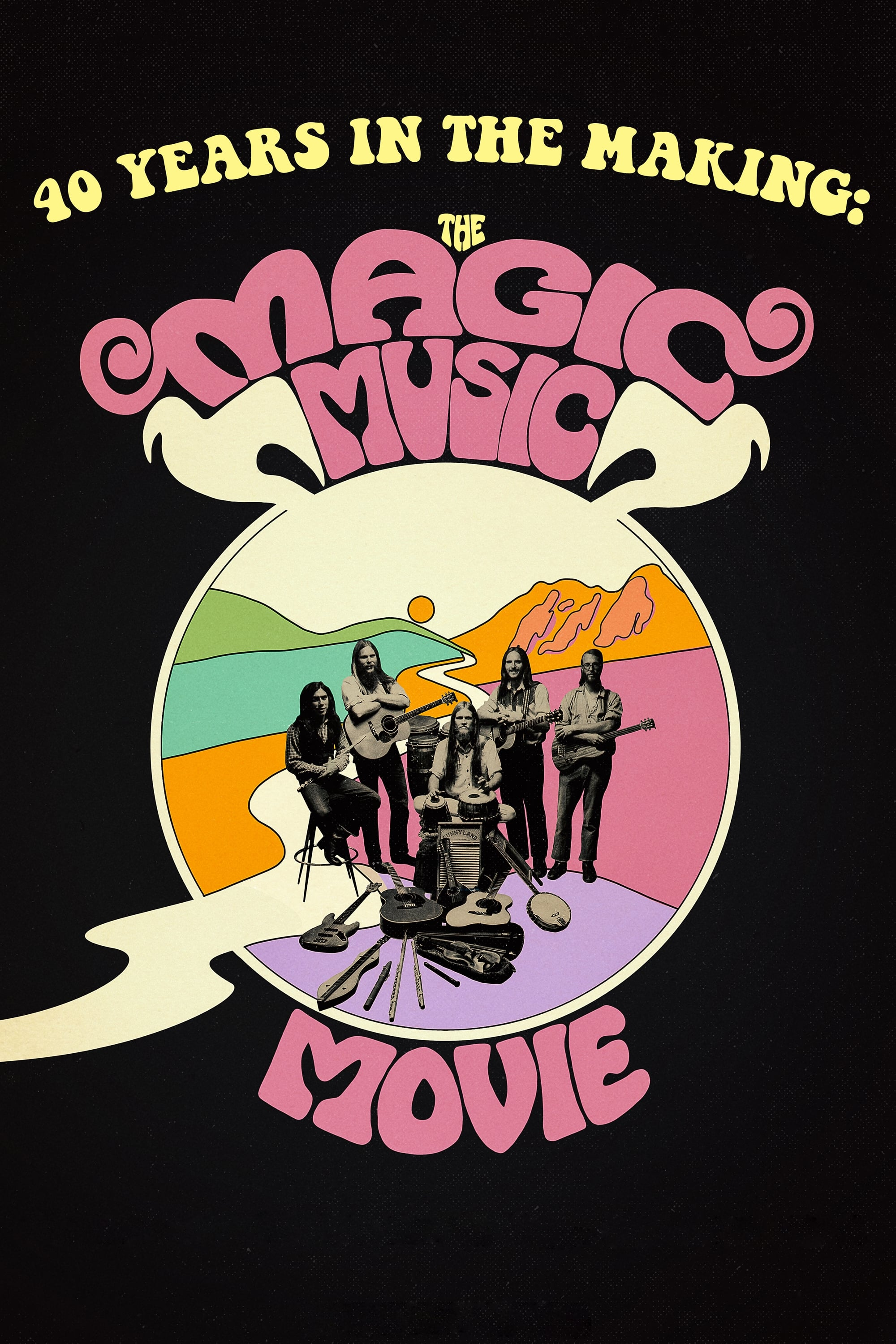 40 Years in the Making: The Magic Music Movie (2018)