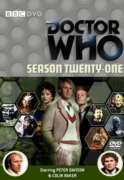 Doctor Who Season 21