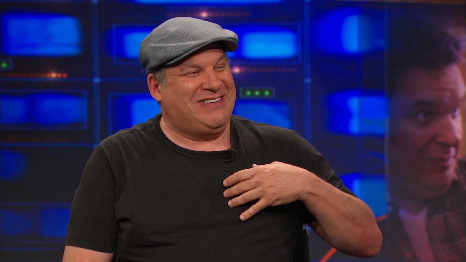 The Daily Show with Trevor Noah Season 20 :Episode 93  Jeff Garlin