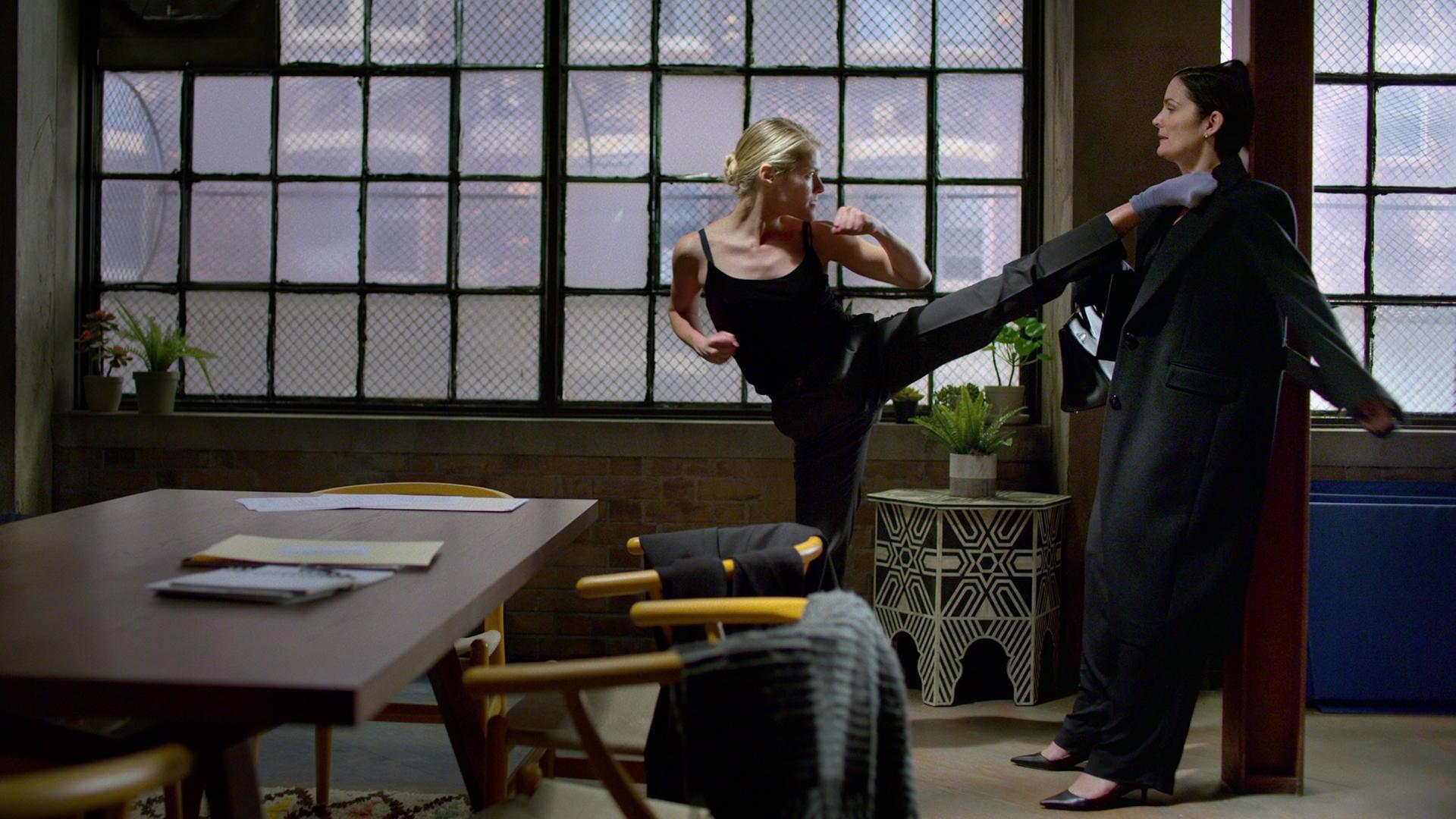 Marvel's Jessica Jones Season 3 :Episode 11  A.K.A Hellcat