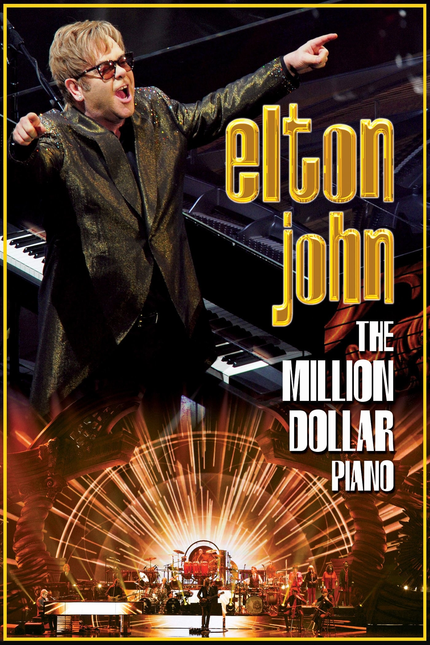 Elton John: The Million Dollar Piano (2014)