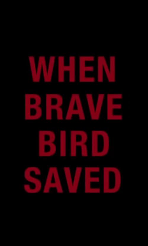 watch When Brave Bird Saved 2013 Stream online free