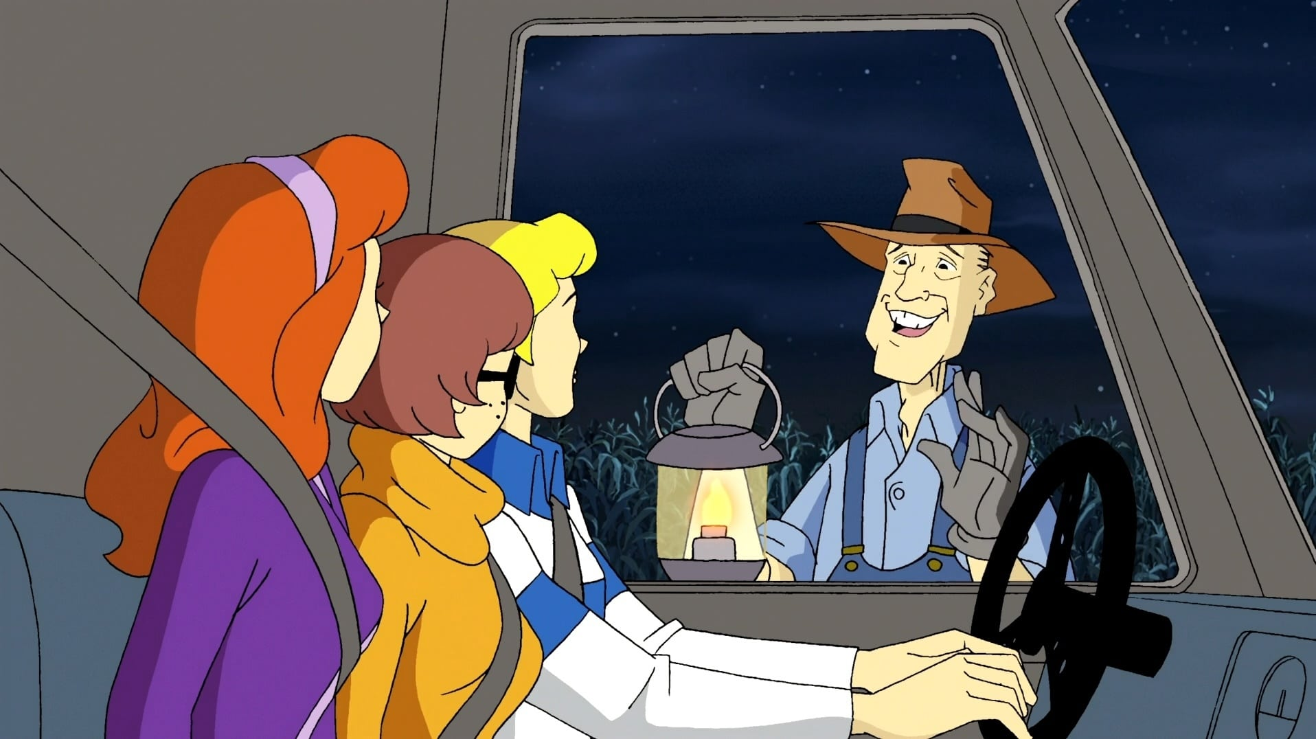 What's New, Scooby-Doo? Season 3 :Episode 6  Farmed And Dangerous