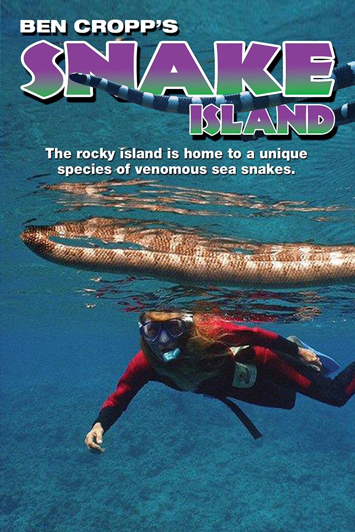 Ben Cropp's Snake Island on FREECABLE TV