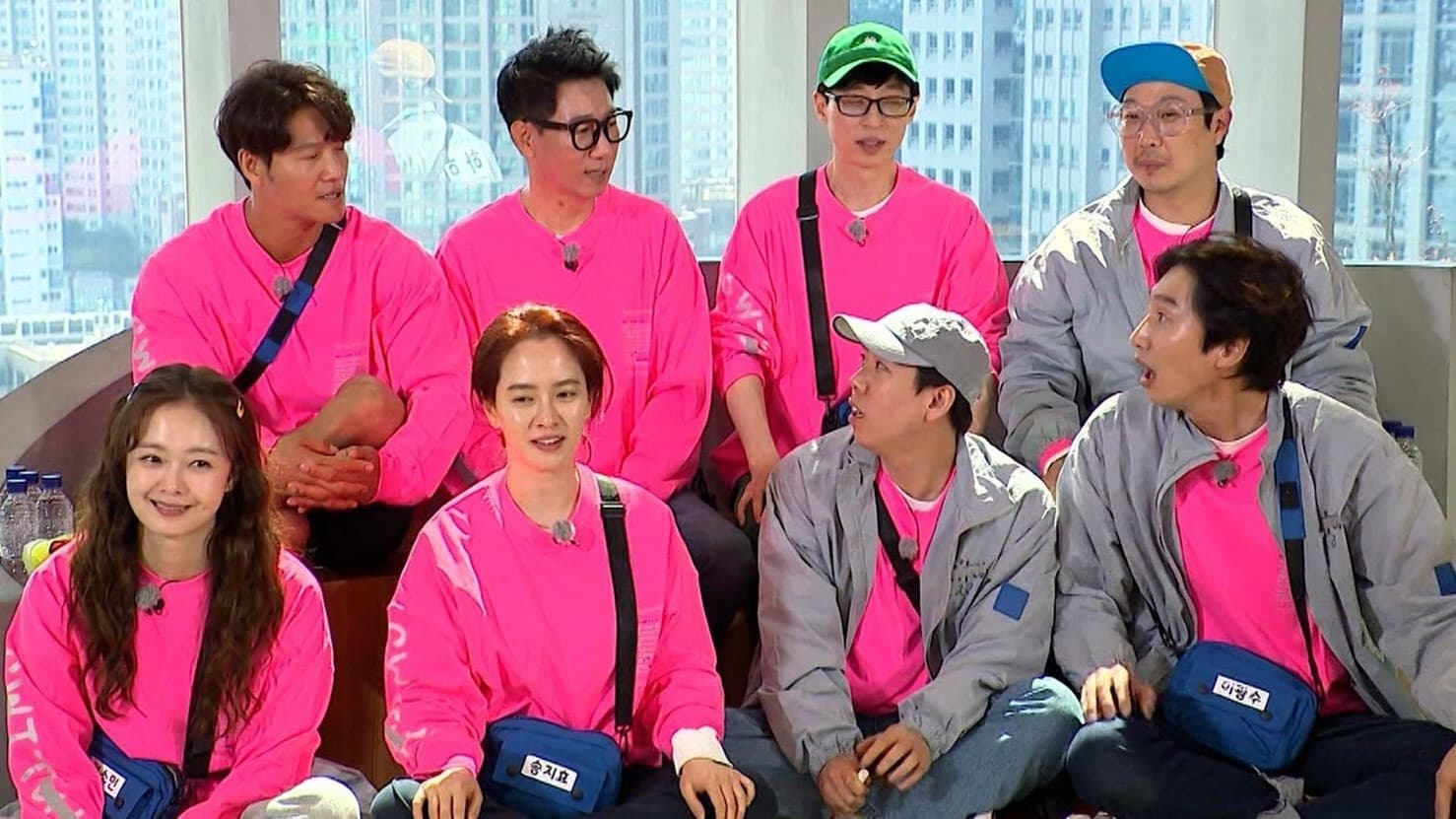 Running Man Season 1 :Episode 554  Credit Card Payment Race, When You Go to the TV Station