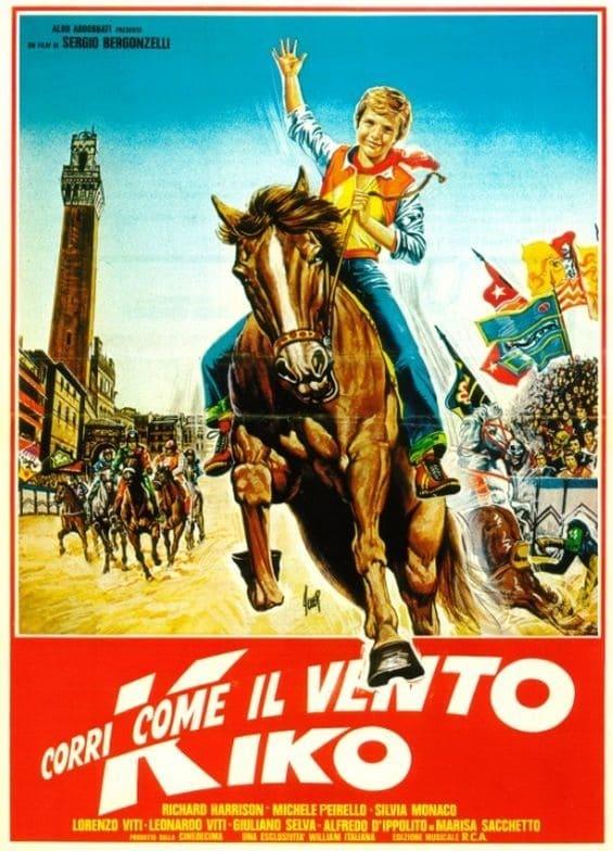 Ver Corri come il vento Kiko Online HD Español (1982)