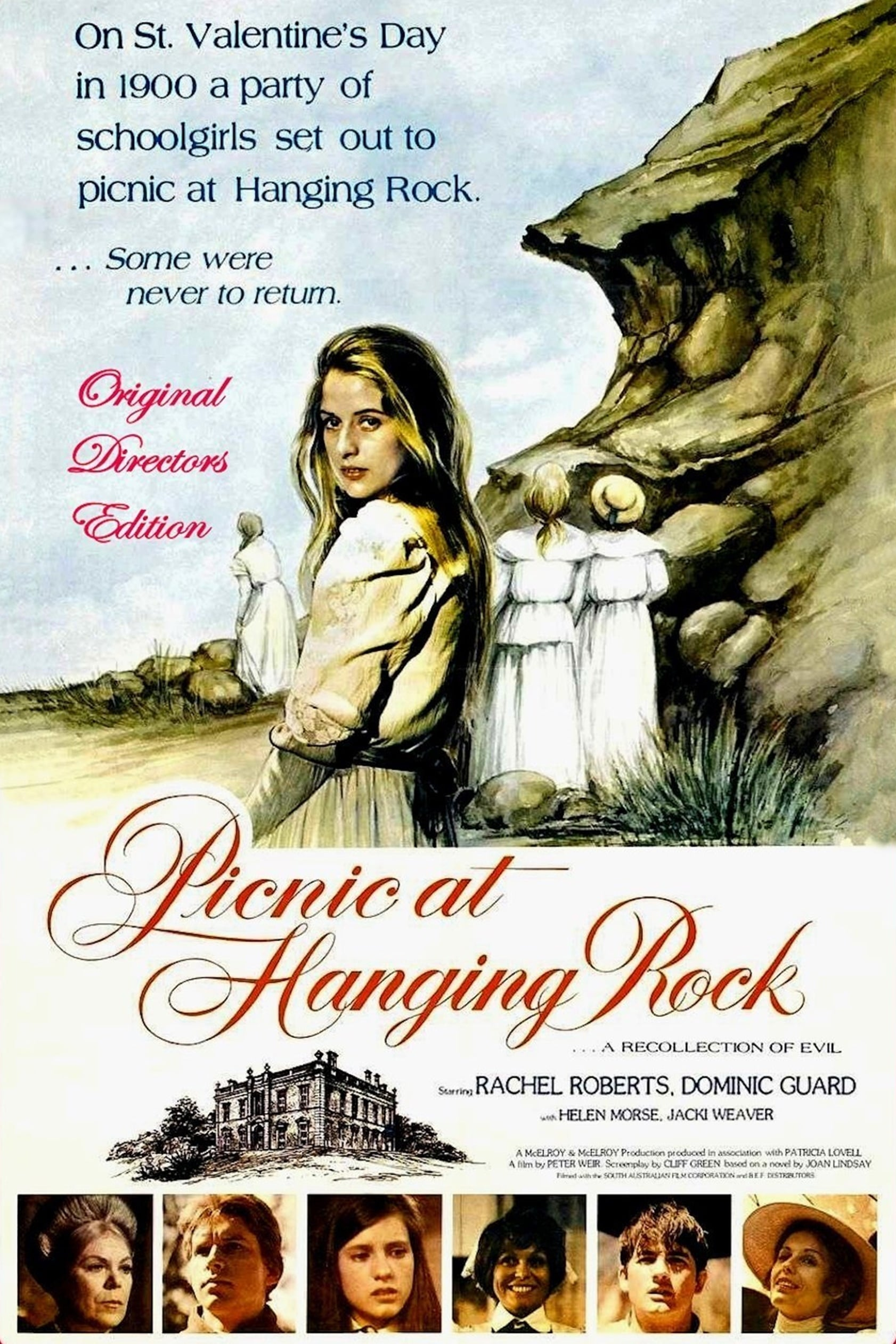 Pique-nique à Hanging Rock streaming sur libertyvf
