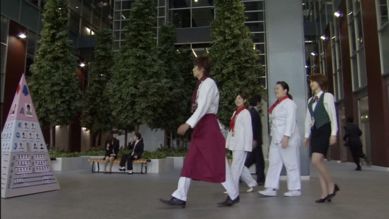 Kamen Rider Season 19 :Episode 8  Welcome to Blade Cafeteria