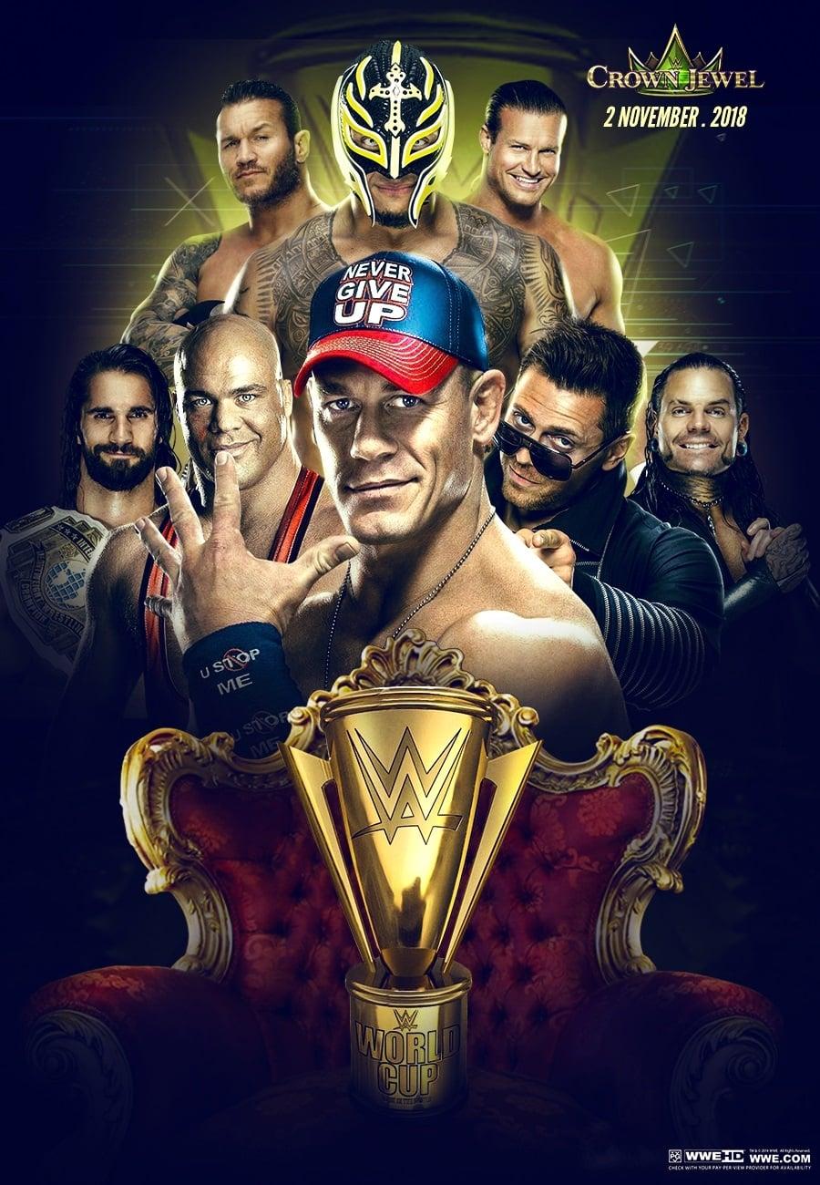 WWE Crown Jewel 2018 (2018)