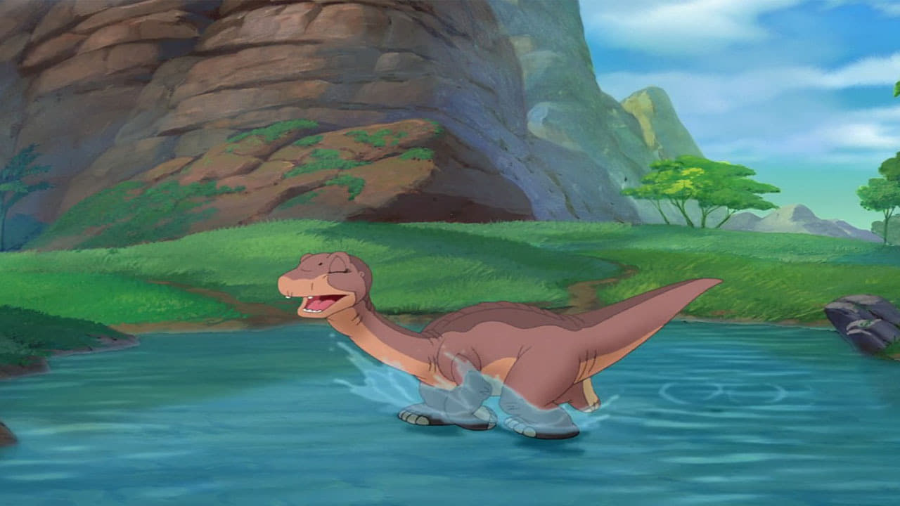 The Land Before Time X: The Great Longneck Migration Movie