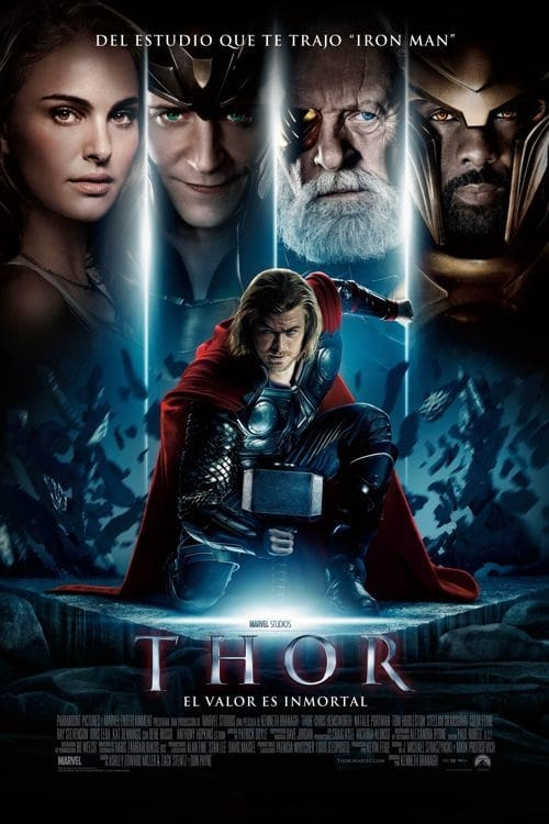 Póster Thor