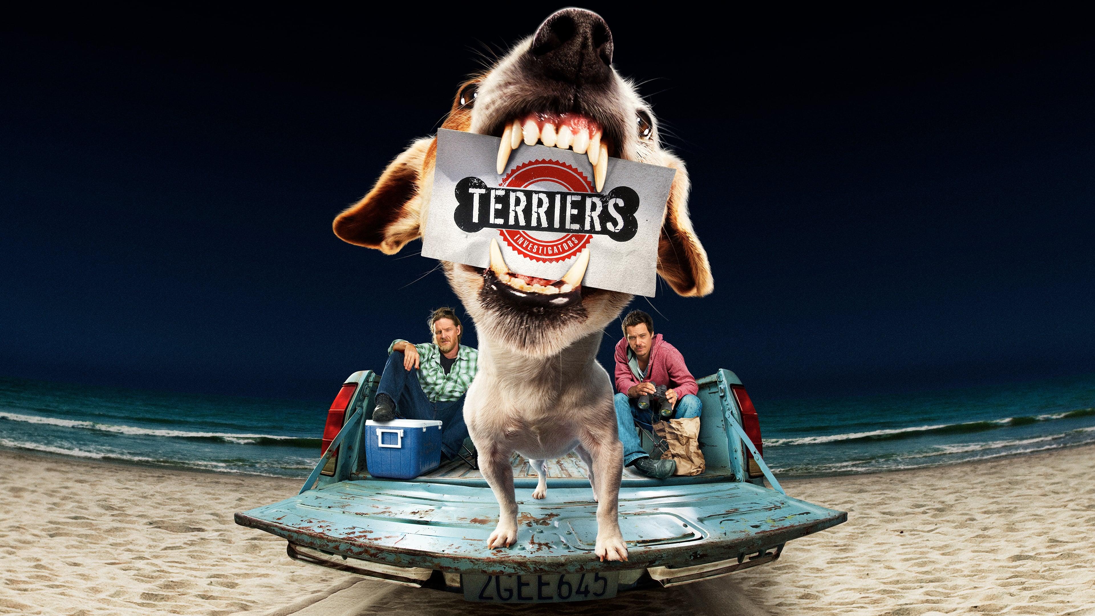 Terriers, briljant maar gecanceld