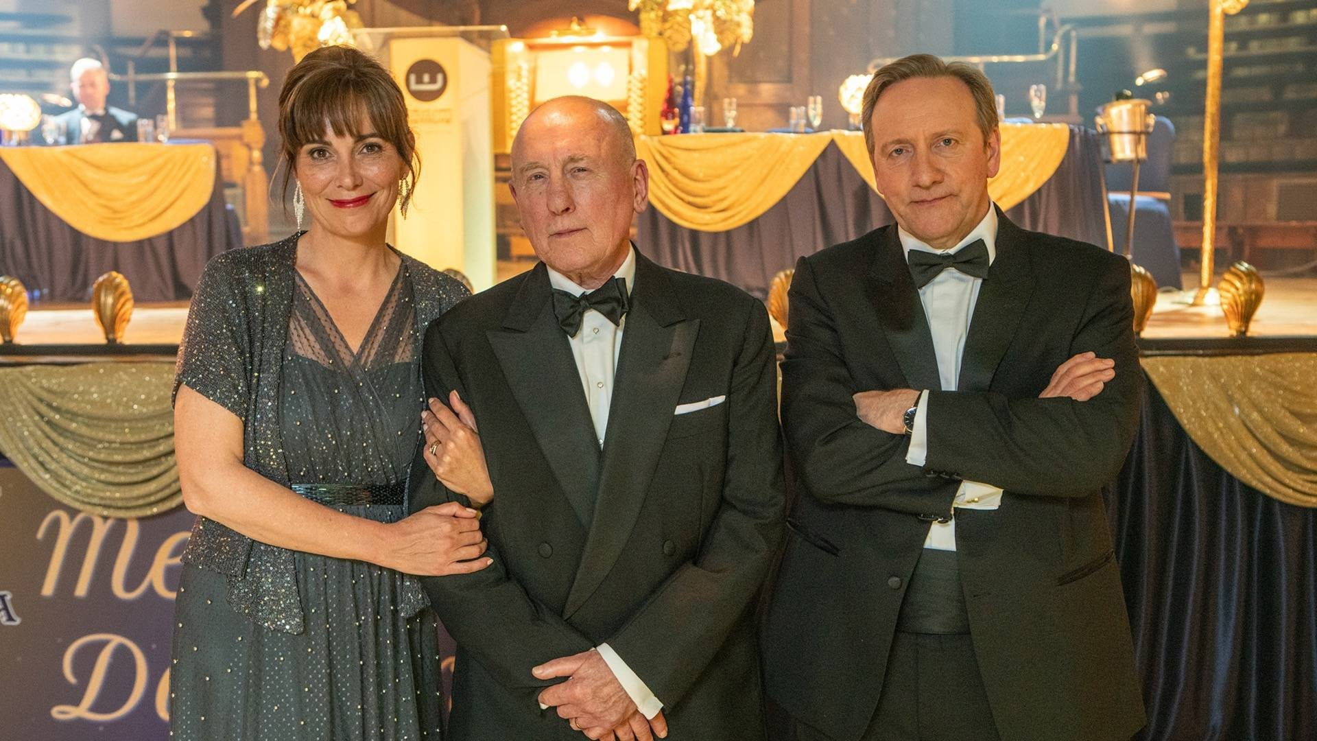 Midsomer Murders Season 21 :Episode 1  The Point of Balance