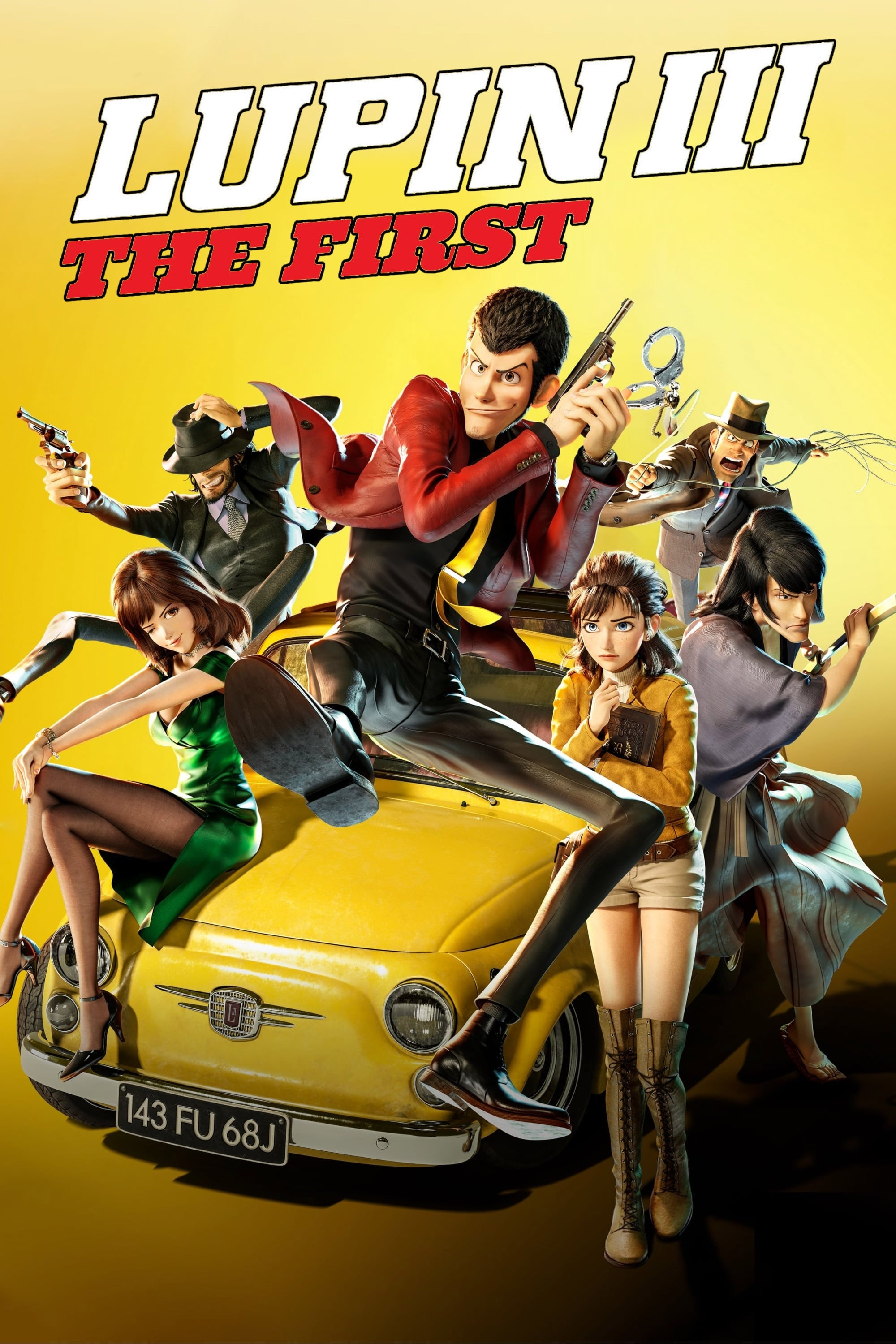 Lupin 3 : The First - Lupin III: The First - 2020