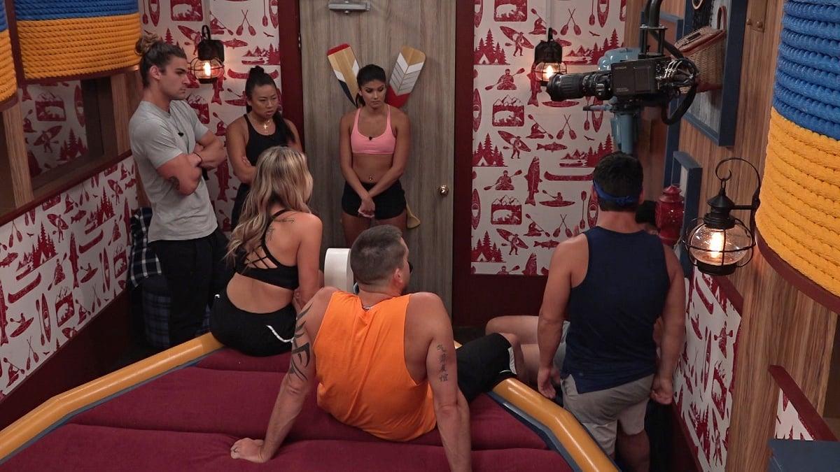 Big Brother Season 21 :Episode 12  Episode 12