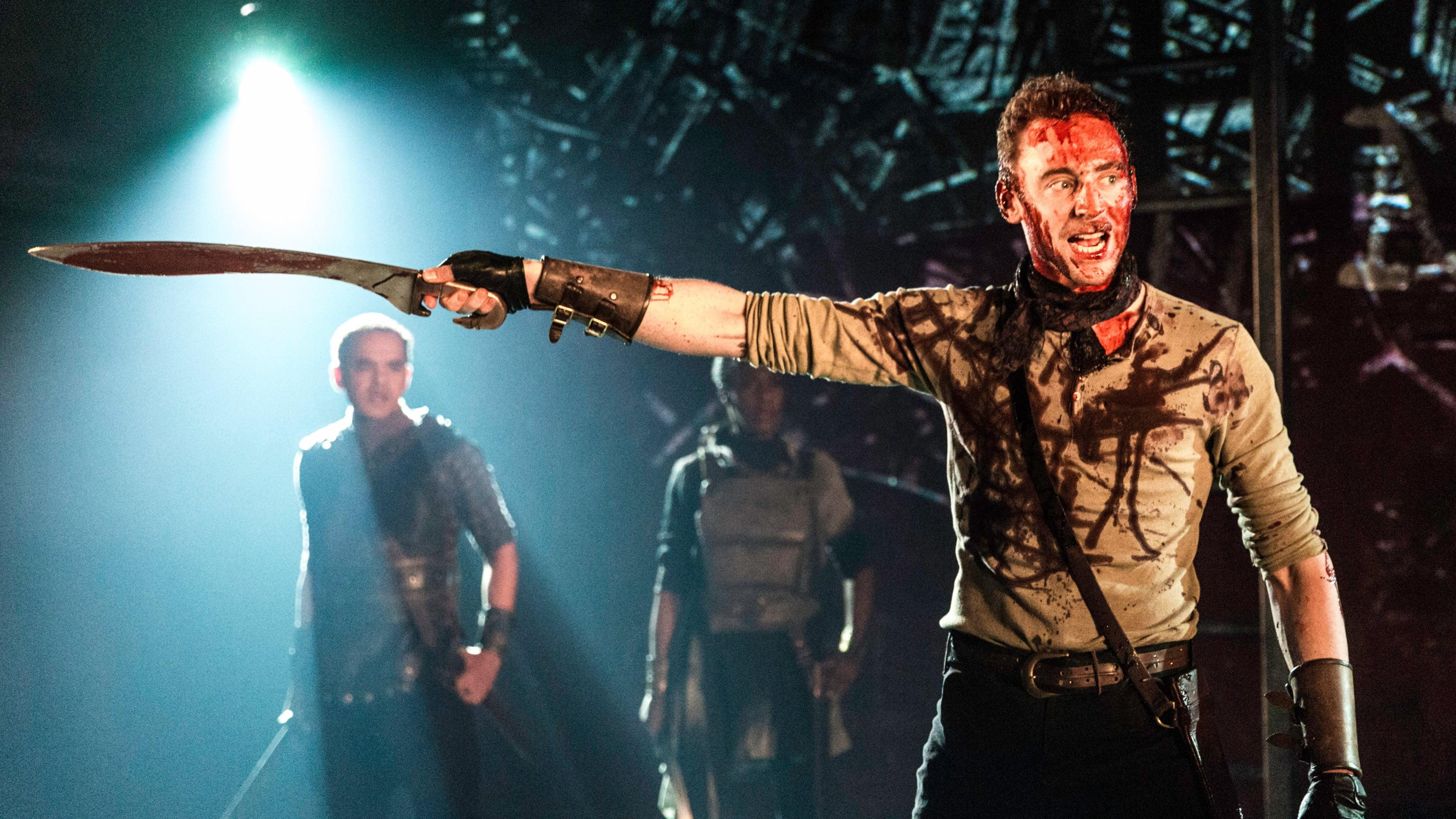 National Theatre Live: Coriolanus (2014)