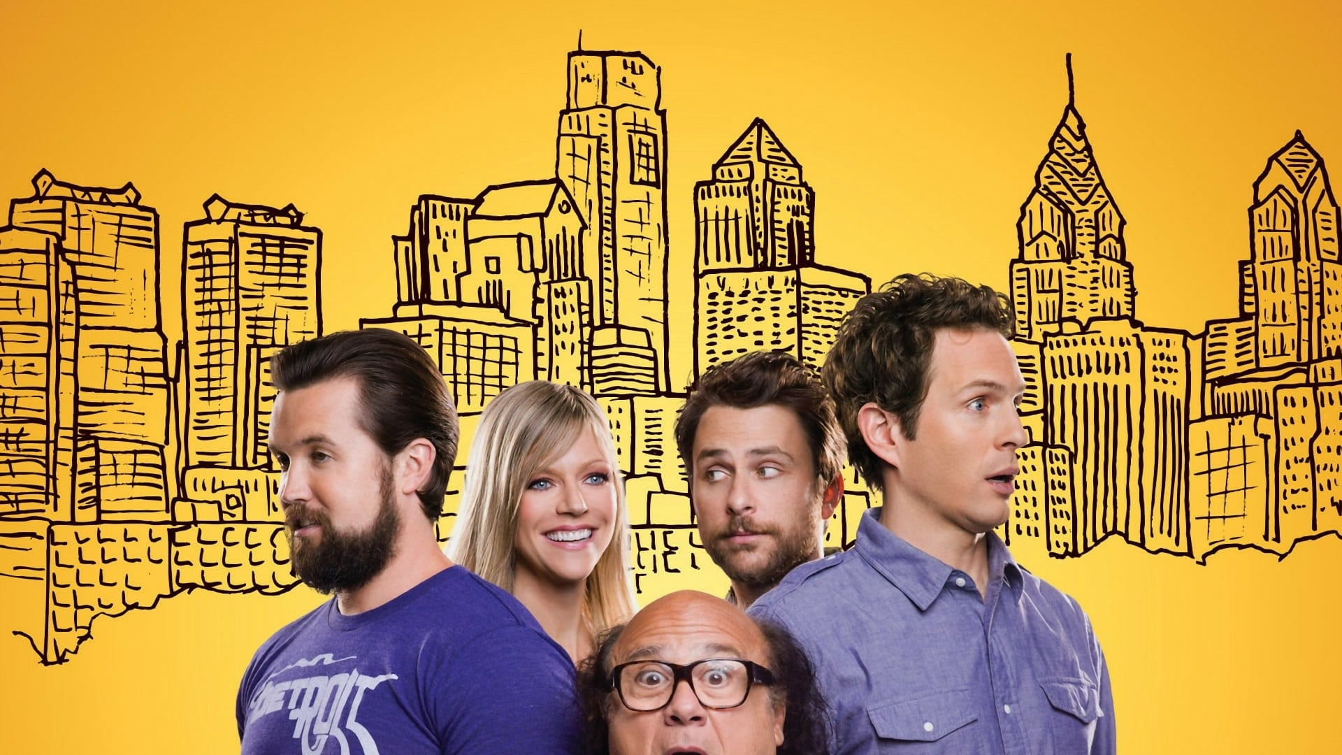 It's Always Sunny in Philadelphia - Season 0 Episode 52 : The Gang Does 100 Episodes