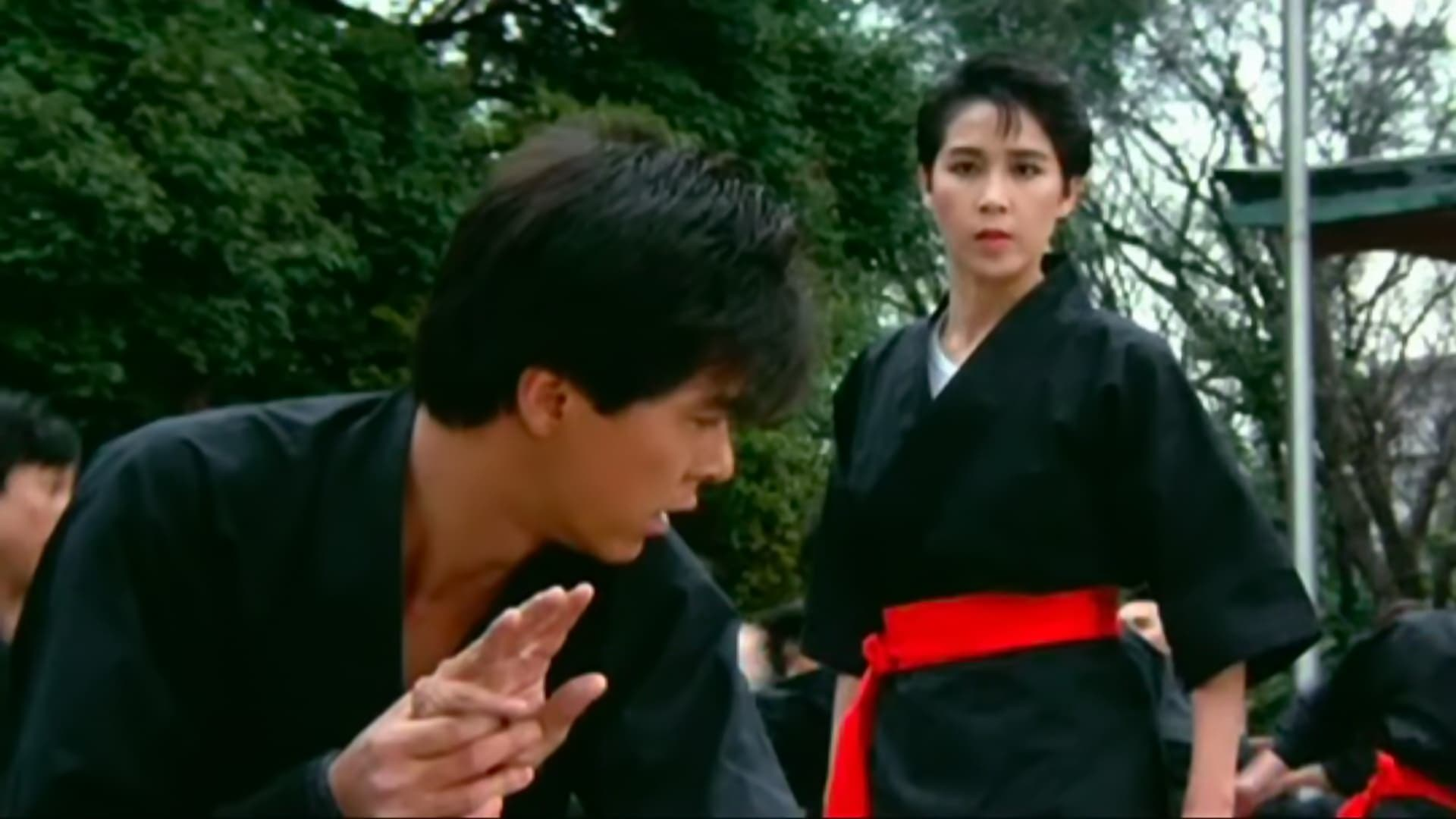 Thiên Sứ Hành Động 1 - Iron Angels (1987)   Phimhk