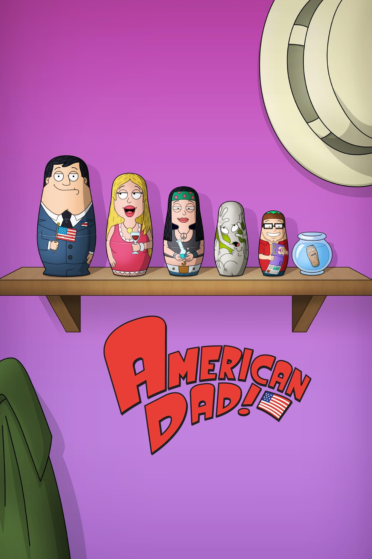 American Dad! Season 16